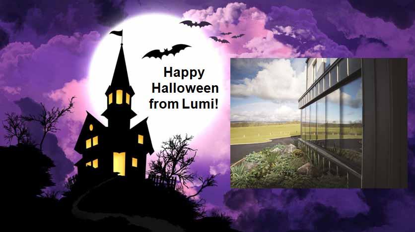 Lumi Windows - Halloween
